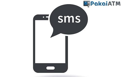 Cek Lewat SMS Banking