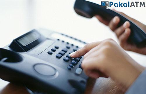 Hubungi Call Center Bank