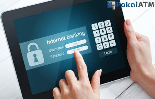Memblokir dengan Internet Banking