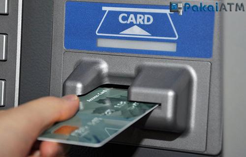 Penyebab ATM Tertelan