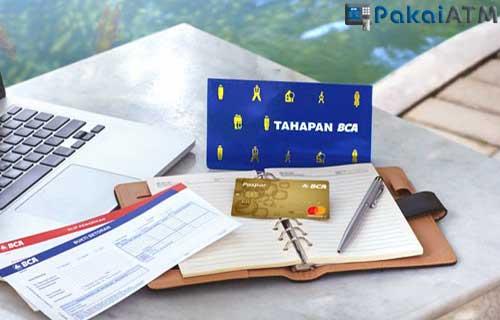 Potongan Bulanan Bank BCA Semua Produk