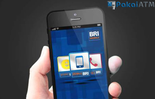 Top Up dari Mobile Banking BRI