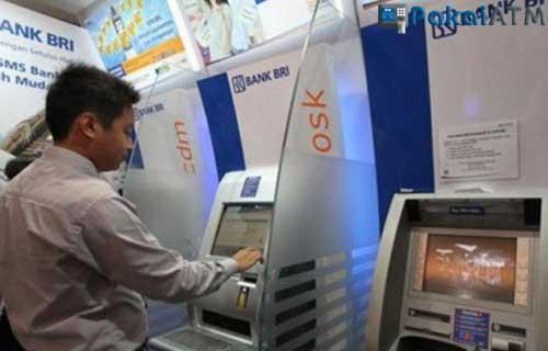 1. Cara Bayar Rupiah Cepat Lewat ATM BRI