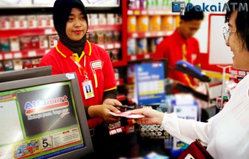 4. Melalui Alfamart