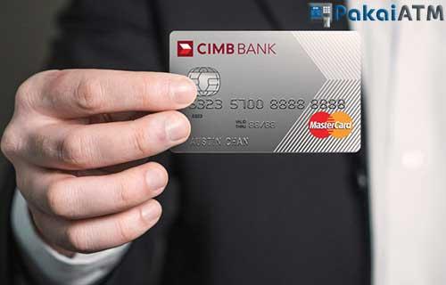 Cara Aktivasi PIN Kartu Kredit CIMB Niaga
