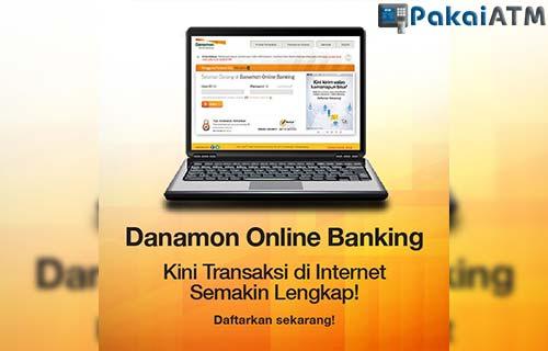 Cara Bayar DANA Kini lewat Internet Banking Danamon