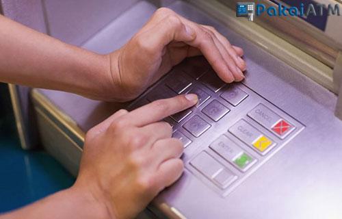 Cara Bayar Lewat ATM BCA