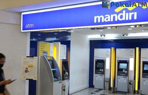 Cara Bayar Lewat ATM Mandiri