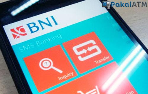 Cara Bayar Lewat SMS Banking BNI
