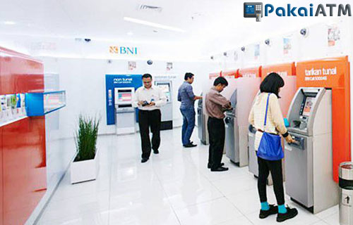 Cara Bayar UTBK Lewat ATM BNI Terbaru