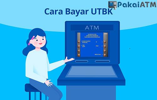Cara Bayar UTBK Lewat ATM BNI