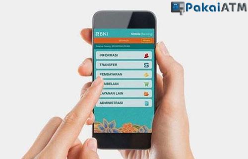 Cara Bayar UTBK Lewat Mobile Banking BNI