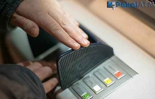 Cara Tarik Tunai di ATM Link