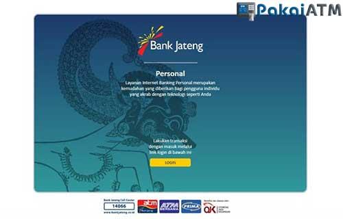 Cara Transfer iBanking Bank Jateng Terlengkap