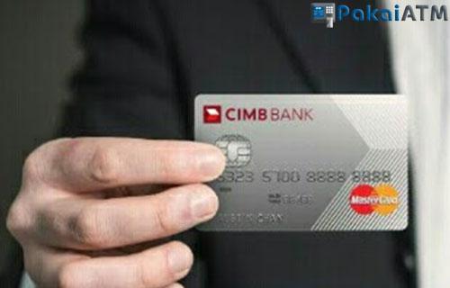 Kartu Kredit CIMB Niaga Regular
