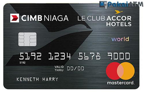 Kartu Kredit CIMB Niaga Spesial