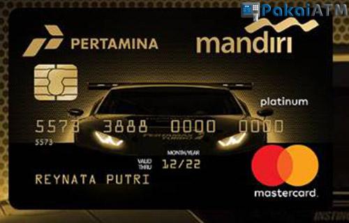 Kartu Kredit Mandiri Automotives