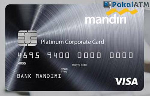 Kartu Kredit Mandiri Corporate