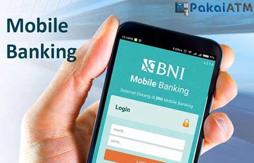 3. Lewat Mobile Banking BNI