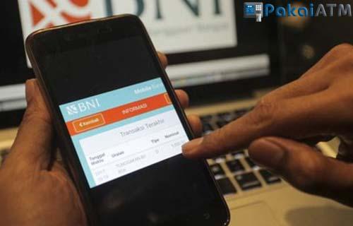 Cara Bayar Cicilan Pegadaian Lewat Internet Banking BNI