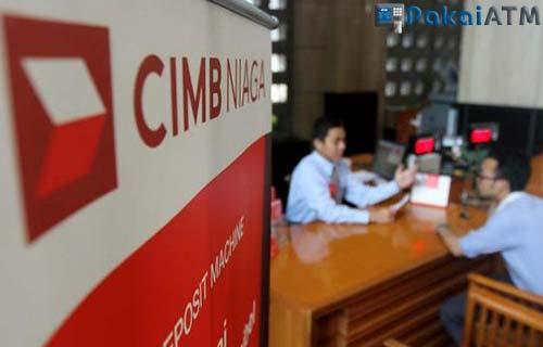 Cara Bayar Lewat Kantor Bank CIMB Niaga