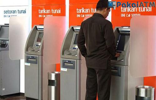Cara Bayar UKT UPI Lewat ATM BNI