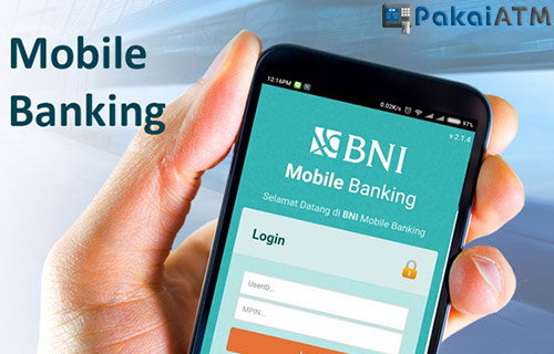 Cara Bayar UKT UPI Lewat Mobile Banking BNI