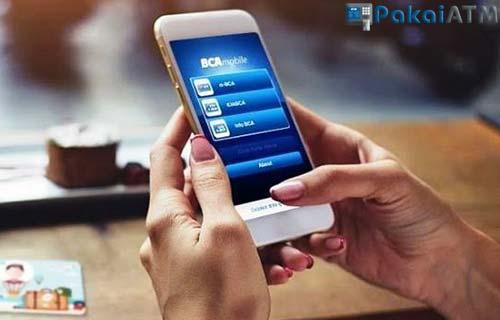 Cara Bayar via Mobile Banking BCA