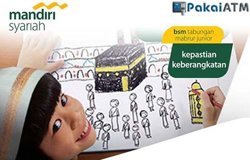 10. Tabungan Mabrur Junior