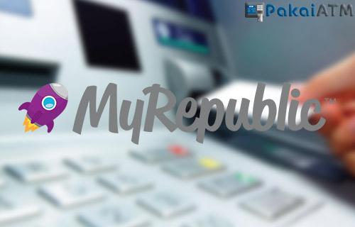 Cara Bayar MyRepublic Via ATM Bank Permata Terbaru
