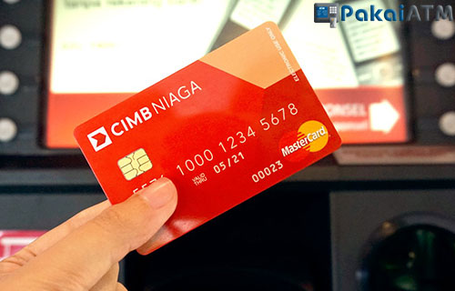 Cara Bayar MyRepublic Via ATM CIMB Niaga