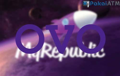 Cara Bayar MyRepublic Via OVO