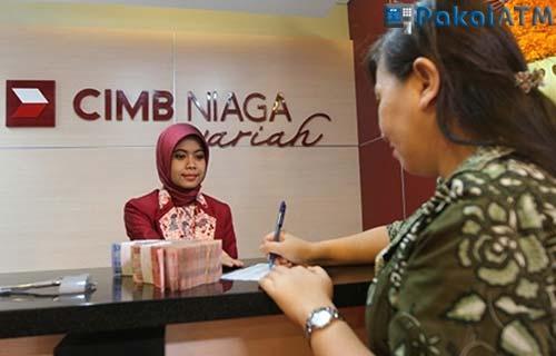 Cara Buka Rekening CIMB Niaga Syariah