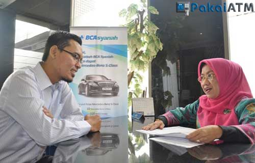 2020 Cara Buka Rekening Bca Syariah Online Syarat Pakaiatm