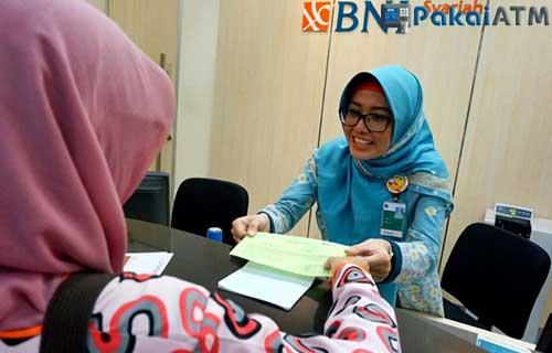 Cara Membuka Rekening Tabungan ATM BNI Syariah