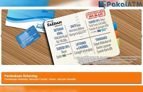 2020 Cara Buka Rekening BRI Syariah : Online, Syarat ...
