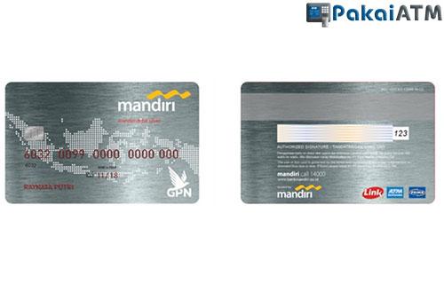 ATM Mandiri Silver