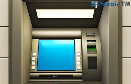 Komponen Mesin ATM