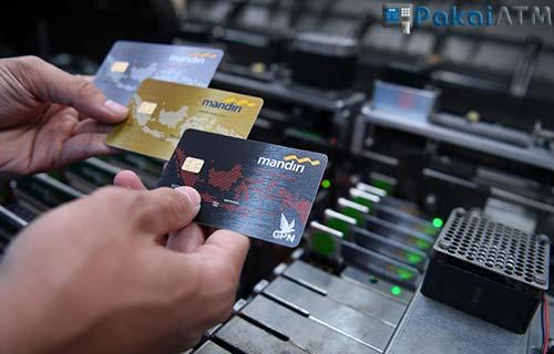 Biaya Ganti ATM Mandiri Baru Baik Akibat Hilang Terblokir Tertelan