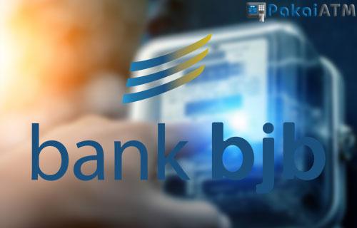 Cara Bayar Listrik Lewat ATM BJB Mudah Terbaru