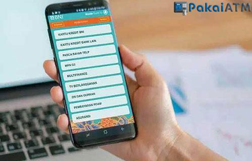 Cara Bayar MyRepublic Via Mobile Banking BNI