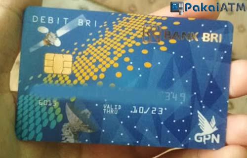 Cara Ganti ATM BRI Chip