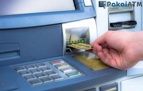 Jaringan Mesin ATM