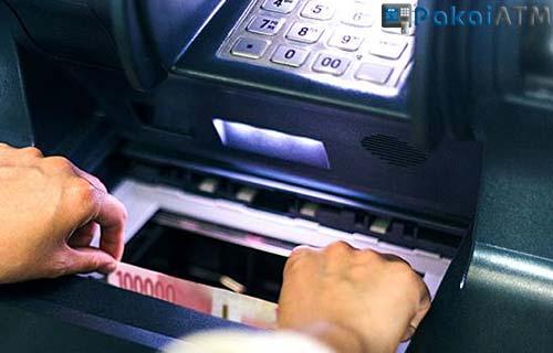 Mesin ATM Setor Tunai