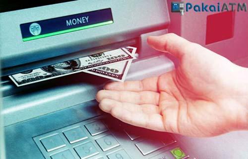 Mesin ATM Tarik Tunai