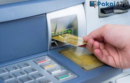 Penyebab ATM Mandiri Hilang Terblokir Tertelan
