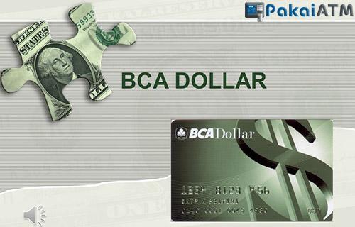 Biaya Ganti Kartu BCA Dollar Baik Akibat Rusak Atau Hilang