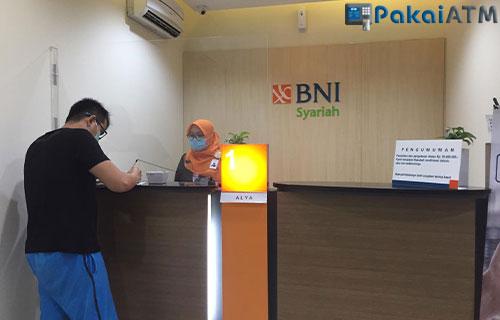 Cara Aktivasi SMS Banking BNI Syariah Melalui Cabang BNI