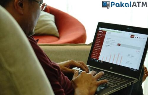 Cara Cetak Bukti Transfer CIMB Niaga lewat Internet Banking