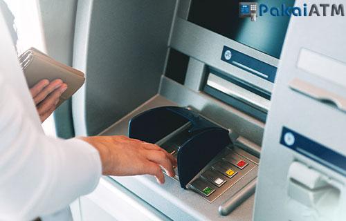 Cara Daftar SMS Banking BRI Syariah Lewat ATM